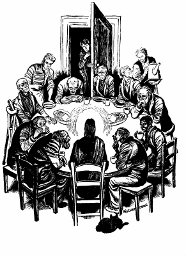 Eichenberg's Lord's Supper (small)