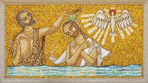 Baptism of the Lord by John